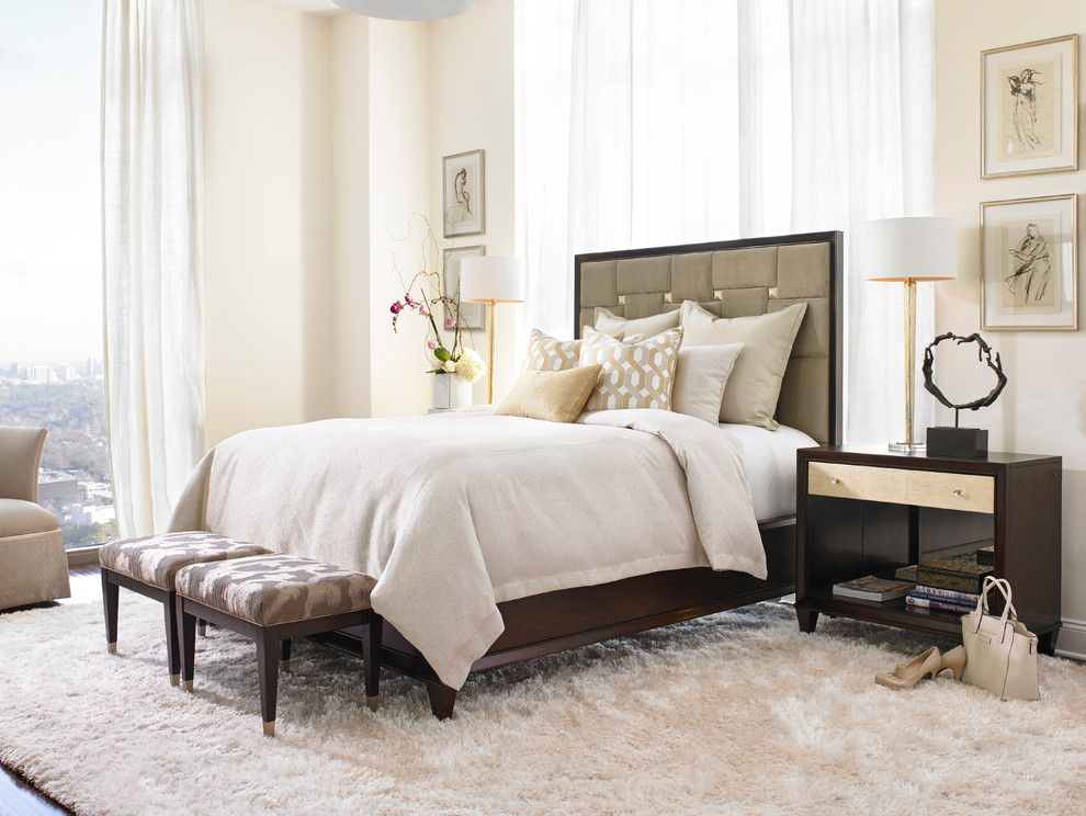 Haverty Furniture for a Traditional Bedroom with a Traditional and