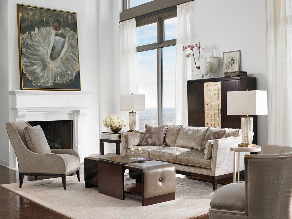 Haverty Furniture for a Traditional Living Room with a Traditional and One Park Place by Havertys Furniture