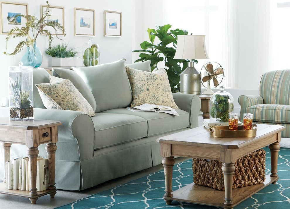 Havertys Furniture for a Beach Style Living Room with a Beach Style and Havertys Furniture by Havertys Furniture