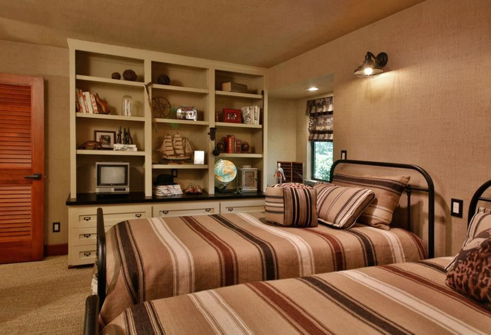 Hemispheres Furniture for a Asian Bedroom with a Asian and Boy's Bedroom   After by Hemisphere Furniture