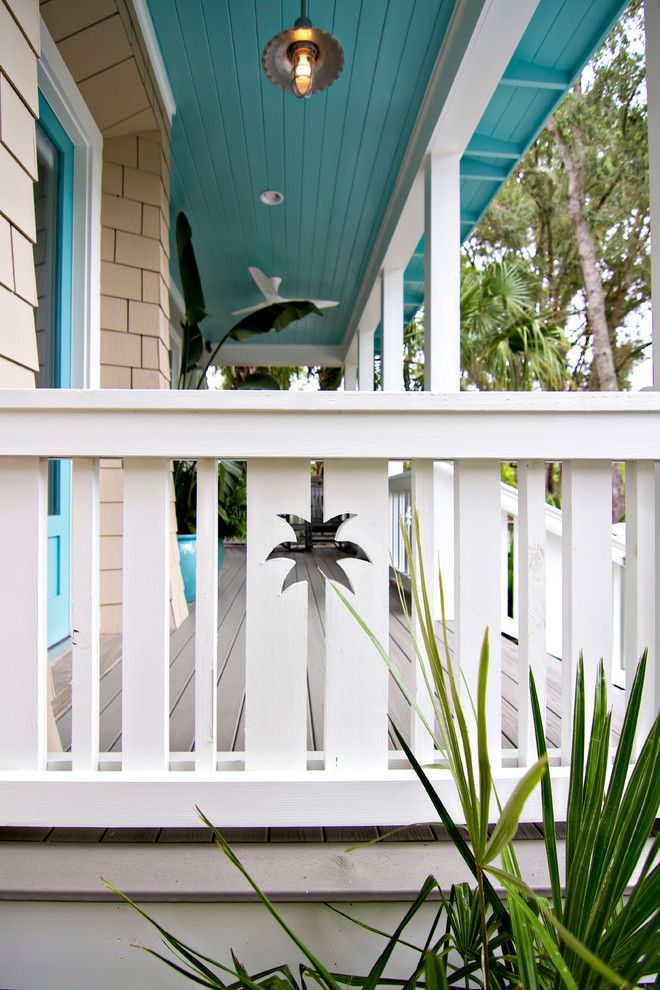 Hgtv Smart Home for a Tropical Porch with a White Columns and Hgtv Smart Home 2013 by Glenn Layton Homes