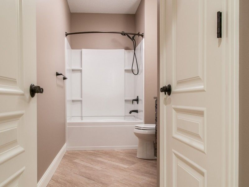 H&h Homes for a Modern Bathroom with a Shower and 960 Highland Park by H&h Home Builders Inc