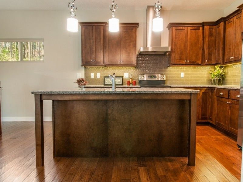 H&h Homes for a Modern Kitchen with a Parade of Homes and 2866 Pine Circle by H&h Home Builders Inc