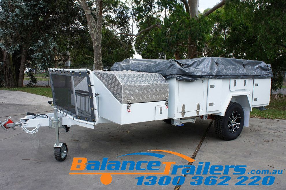 Hilltop Trailer Sales for a  Spaces with a Box Trailers for Sale and Galvanised Trailers for Sale by Balance Trailers