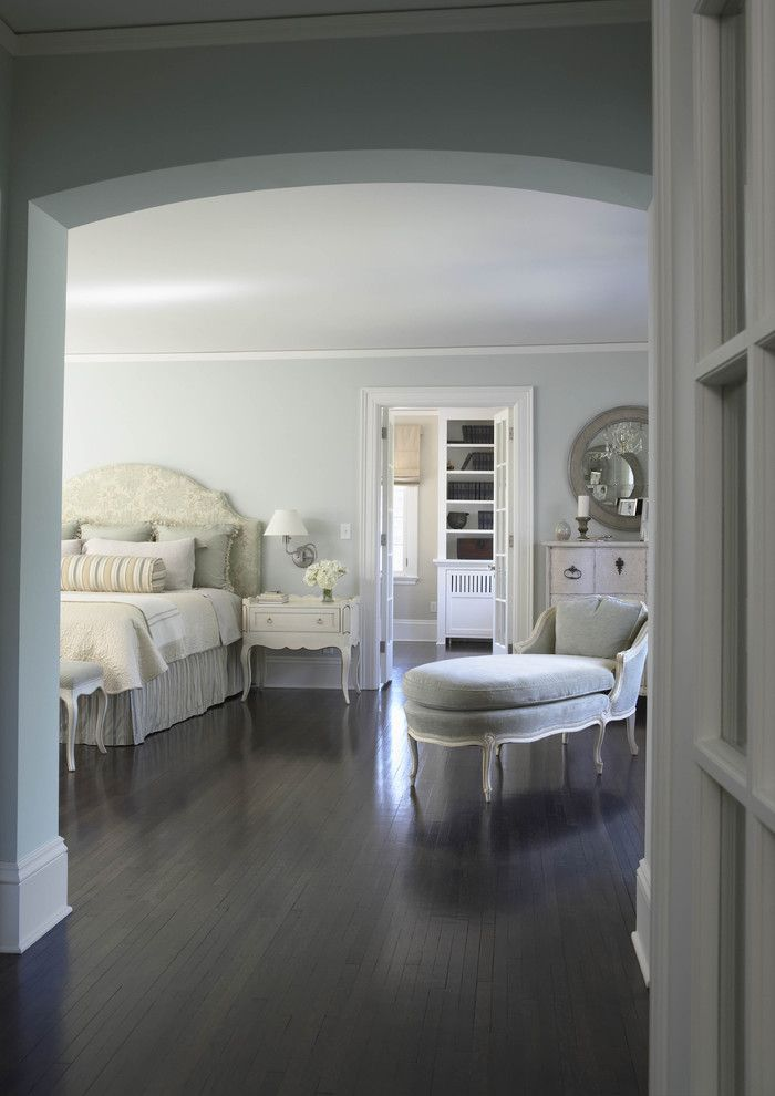 Hirshfields for a Traditional Bedroom with a Sala Architect and Charming Manor by Lucy Interior Design
