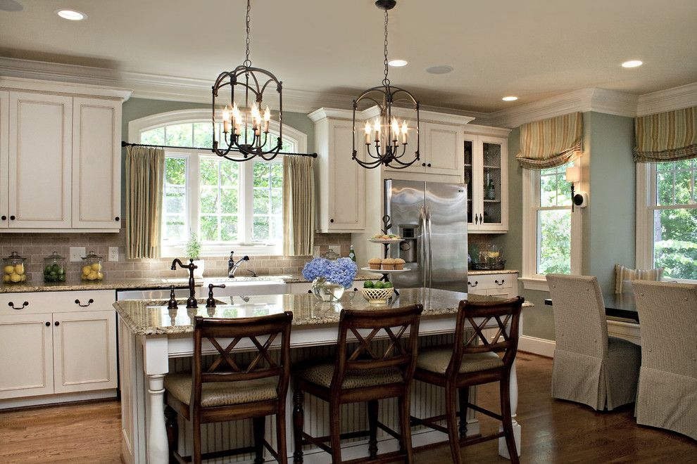Home Depot Knightdale Nc for a Traditional Kitchen with a Traditional and Kitchen by Driggs Designs