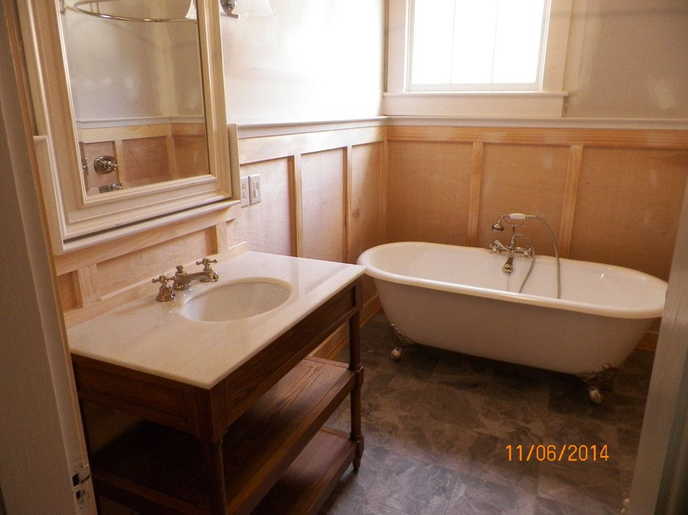 Home Depot Lebanon Tn for a Traditional Bathroom with a Historic Preservation and South Tarver Lane, Lebanon Tn by A&b's Home Improvements