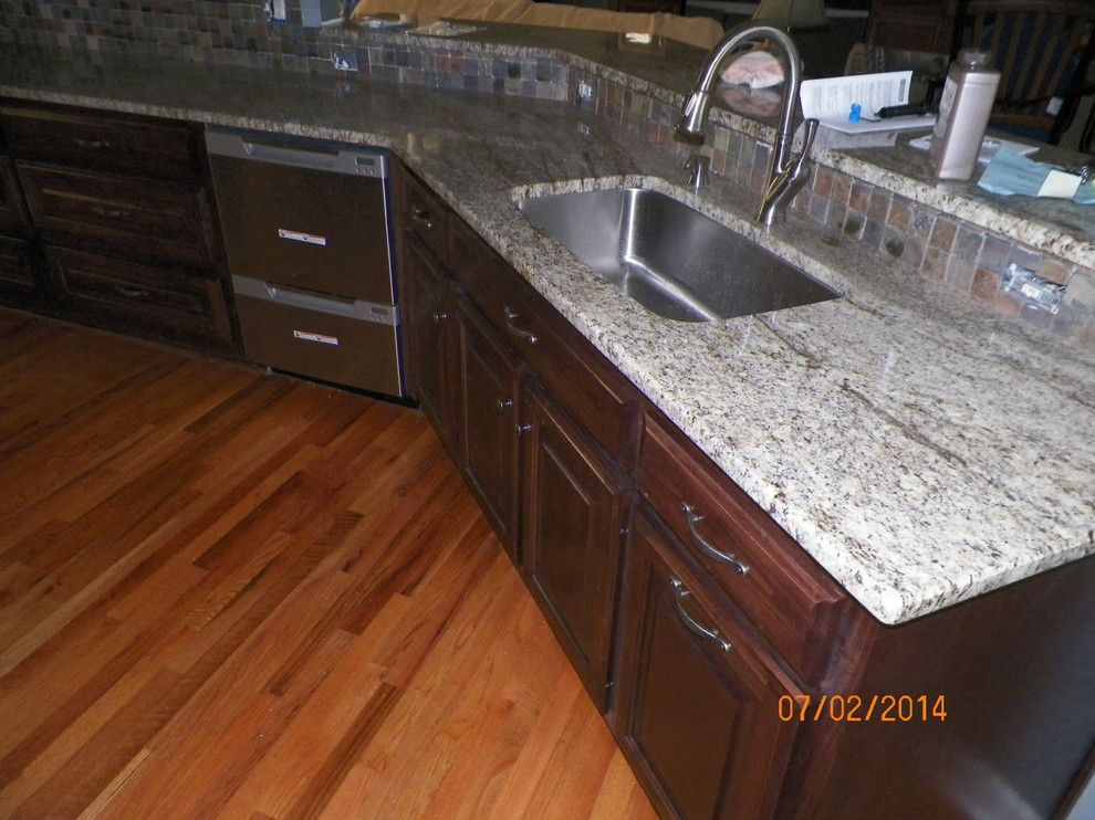 Home Depot Lebanon Tn for a Traditional Kitchen with a Granite Counter Top and Kitchen Remodel Lebanon Tn by A&b's Home Improvements