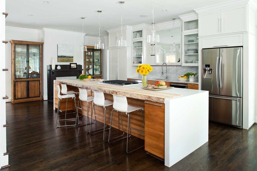 Home Depot Mission Viejo for a Contemporary Kitchen with a Contemporary Kitchen and Clairemont Whole House Renovation by Terracotta Design Build