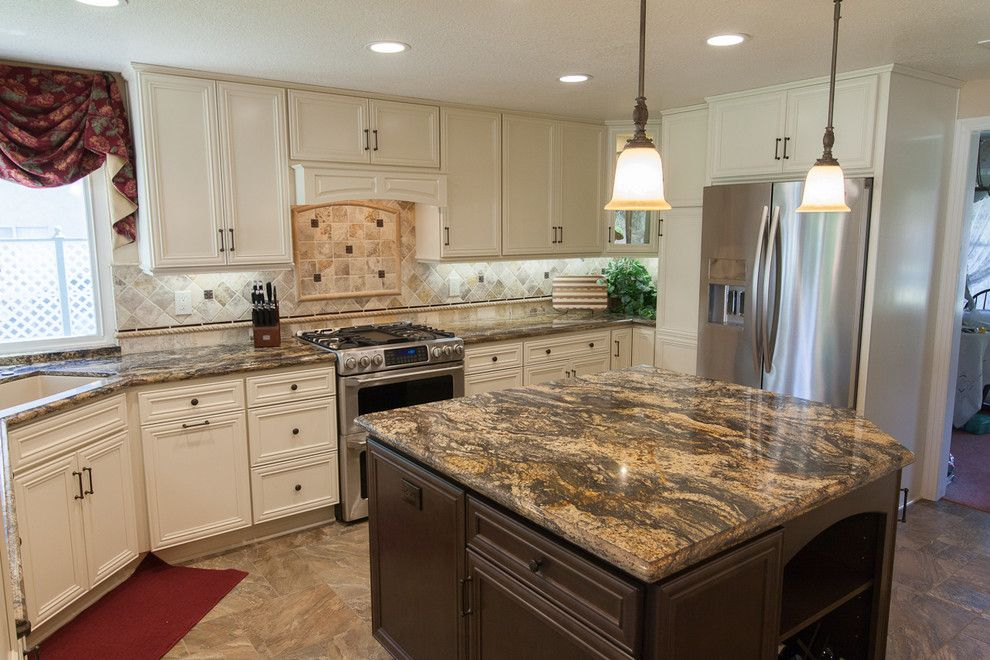 Homecrest Cabinetry For A Kitchen With A Beautiful And Homecrest, Madison,  Maple, Ivory By Kitchens Etc. Of Ventura County