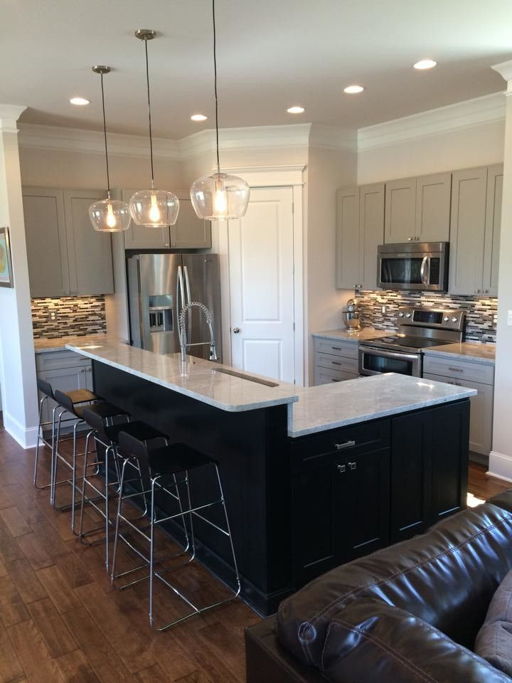 Homecrest Cabinetry for a Traditional Spaces with a Under Cabinet Lighting and Ben Lee Designs by Kitchen Sales Gallery