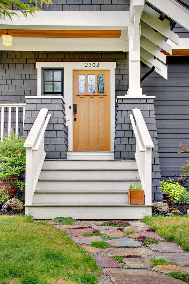 House Hunting Checklist for a Craftsman Entry with a Entry and Greenlake Craftsman by Rw Anderson Homes