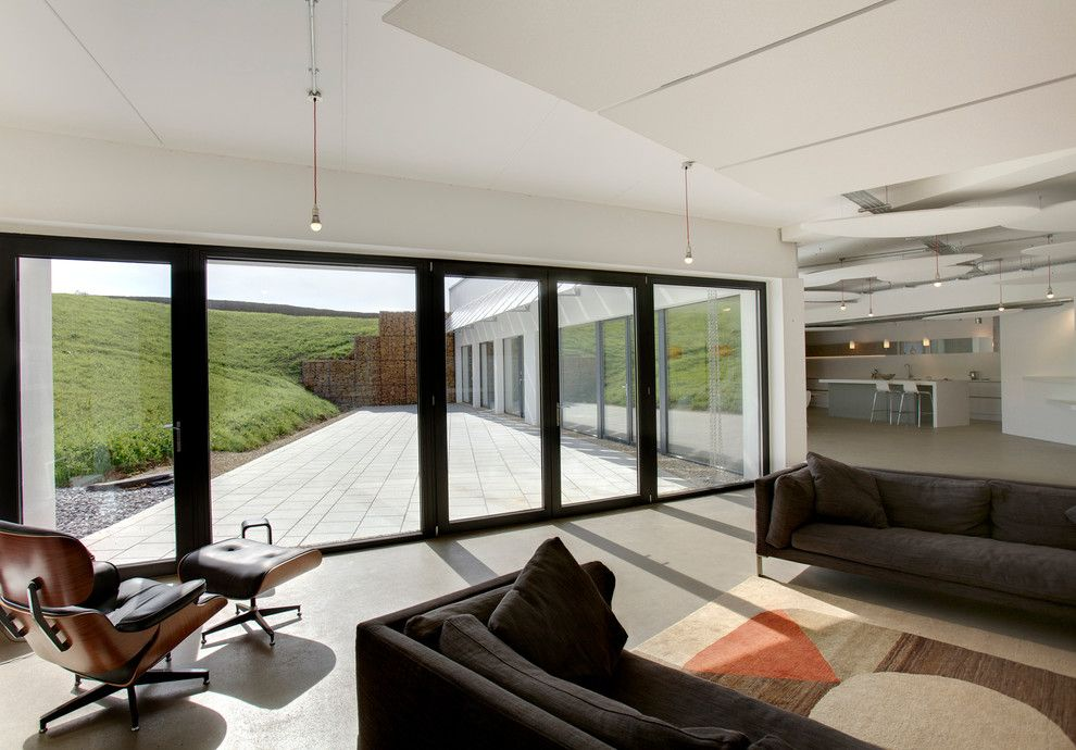 How to Get Rid of Fruit Flies in the House for a Contemporary Living Room with a Contemporary and Underhill House by Seymour Smith Architects