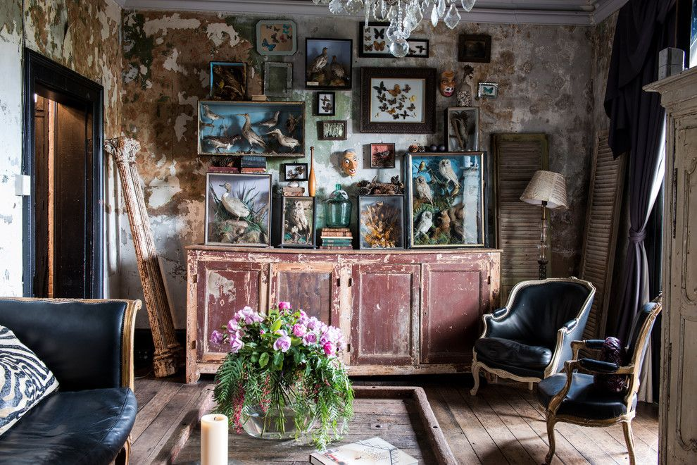How to Get Rid of Mosquitoes for a Eclectic Living Room with a Antiques and Woollhara Terrace by Ryan Linnegar Photography