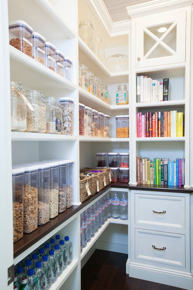 How to Get Rid of Mosquitos for a Traditional Kitchen with a Cereal and Kitchen Organization by Neat Method San Diego