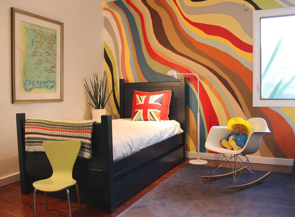Ikea College Park for a Modern Kids with a This is London Framed Prints and Ikea C and Culver City Boy's Bedroom by Jac Interiors
