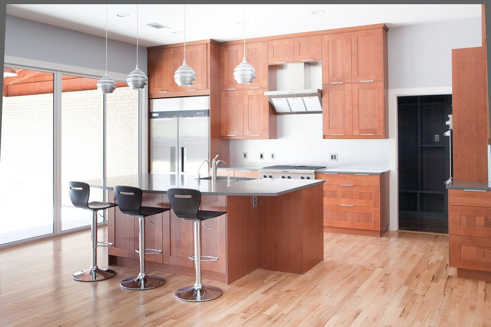 Ikea Kitchen Planner for a Modern Kitchen with a Modern and Moore Project by Modern Craft Construction, Llc