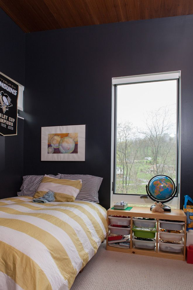 Ikea Trofast for a Contemporary Kids with a My Houzz and My Houzz: Torriero Home by Jason Snyder