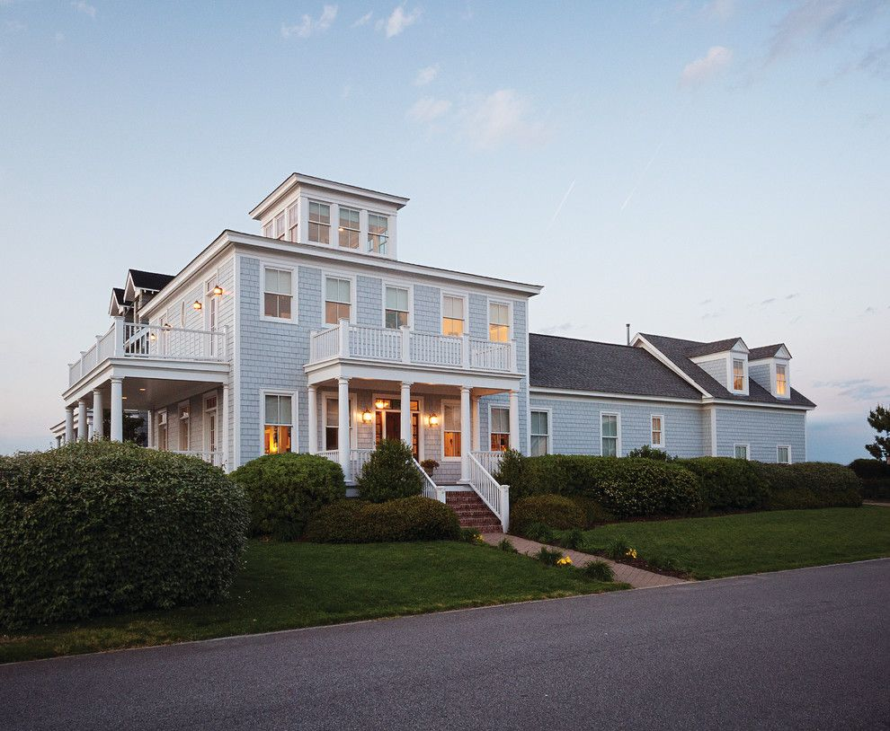 James Hardie Building Products for a  Exterior with a Deck and James Hardie by James Hardie Building Products