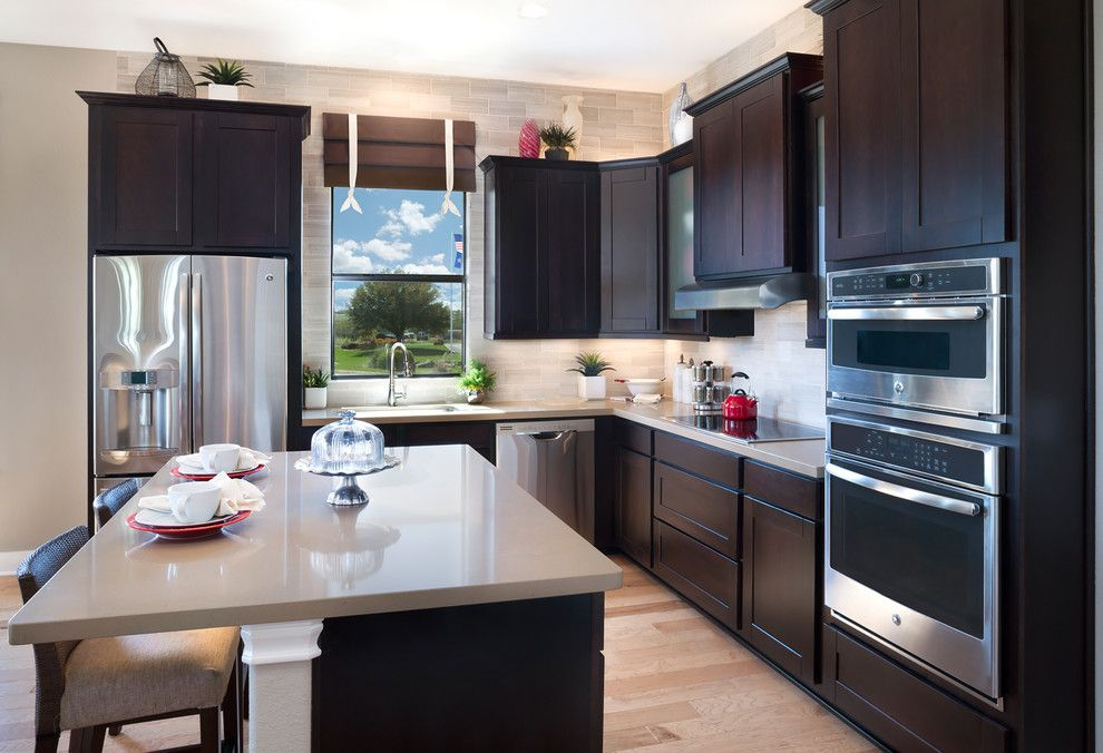 Jimmy Jacobs Homes for a Modern Kitchen with a Jimmy Jacobs and Long Creek by Jimmy Jacobs Homes