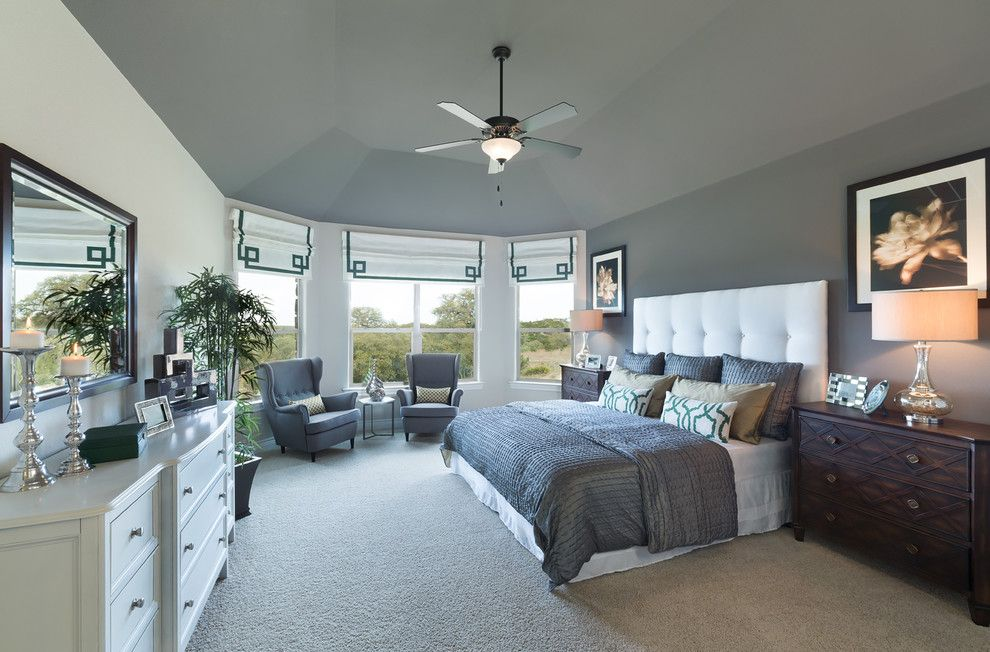 Jimmy Jacobs Homes for a Transitional Bedroom with a Jimmy Jacobs and Rim Rock by Jimmy Jacobs Homes