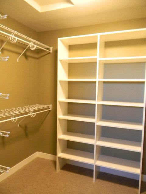 Jordahl Custom Homes for a Traditional Closet with a Organization and Closets/storage by Jordahl Custom Homes