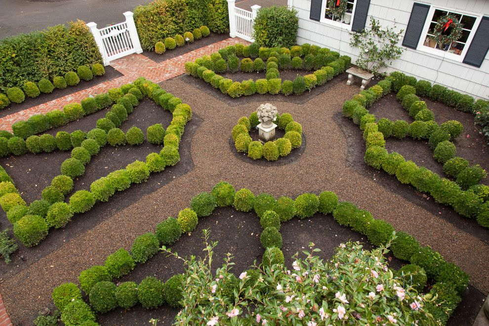 Jung Garden Center for a Traditional Landscape with a English Garden and Gretchen by Whitney Lyons