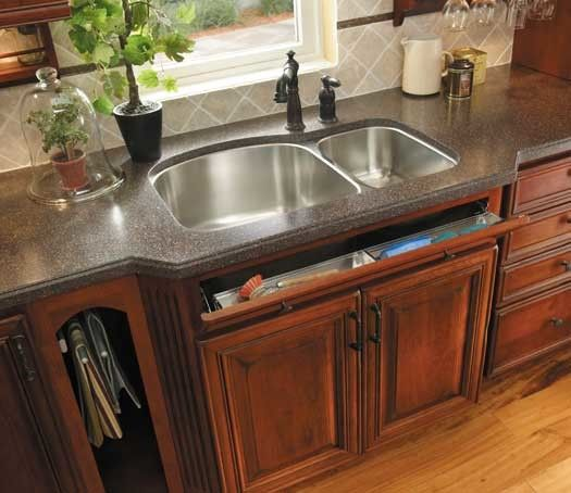 Kabinet King for a Traditional Kitchen with a Kabinetking Arlington Door Style Cherr and Kabinetking Starmark Cabinets by Kabinet King Usa Inc