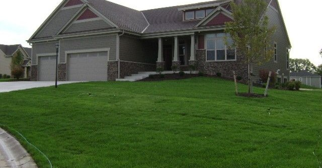 Kaerek Homes for a  Exterior with a  and 2010 Mckinley Parade Model by Kaerek Homes, Inc.