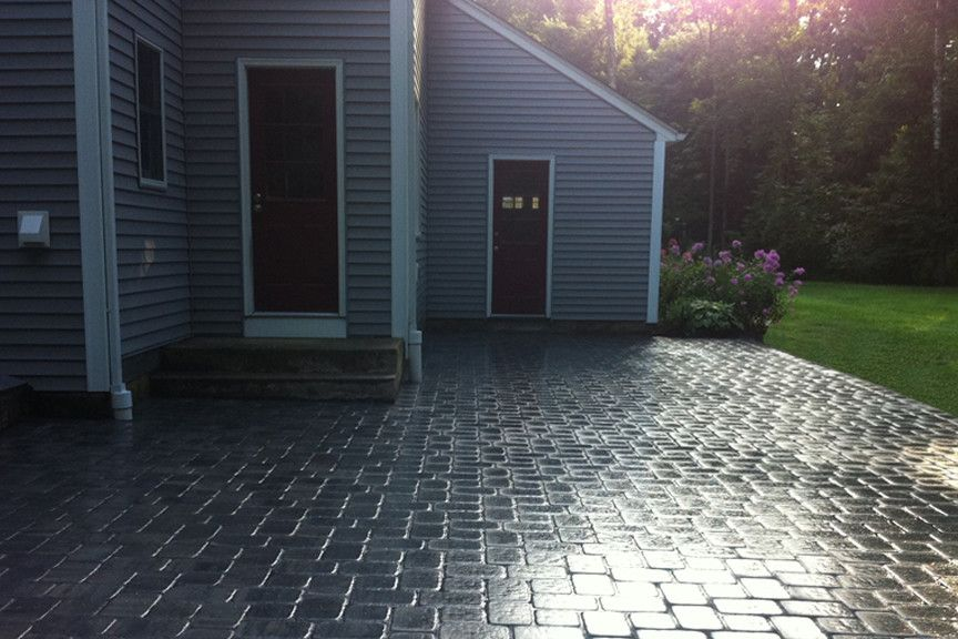 Kiyak for a  Patio with a Patios and Avon Patio by Kiyak Hardscapes Llc