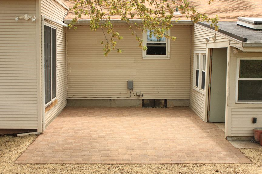 Kiyak for a  Patio with a Patios and Meriden Patio by Kiyak Hardscapes Llc