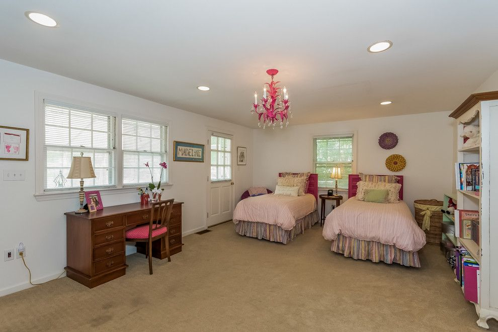 Klaffs for a Traditional Bedroom with a Greenhouse and 22 Silver Brook Road, Westport, Ct by Jillian Klaff Homes