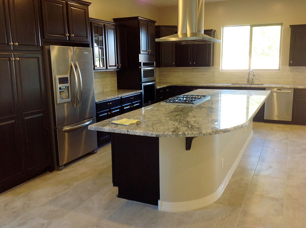 Kona Kitchen for a Traditional Kitchen with a Shea Homes and Inspire @ Marbella Vineyards by Shea Homes   Arizona