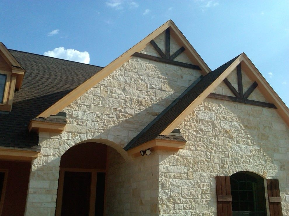 Kurk Homes for a Traditional Exterior with a Traditional and Exteriors by Kurk Homes