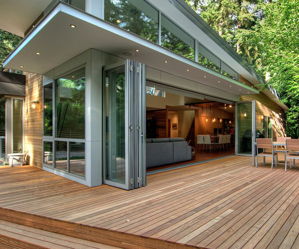 La Cantina Doors for a Modern Patio with a Modern and Lacantina Doors by Lacantina Doors