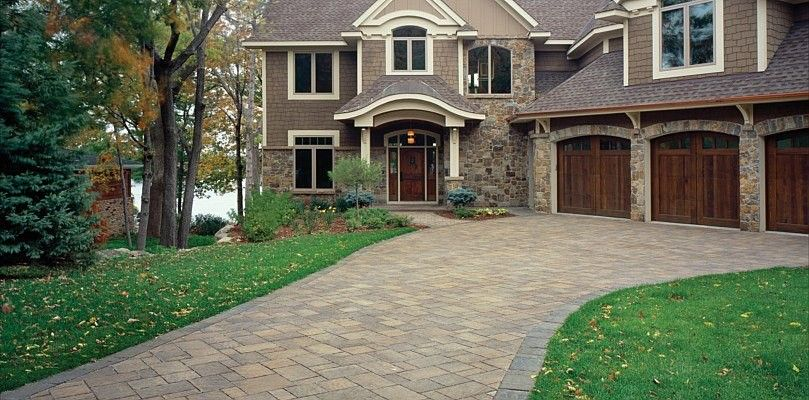 Landscapers Supply for a Traditional Spaces with a Pavers and Brick Pavers Landscaping by Jk Enterprise Landscape Supply