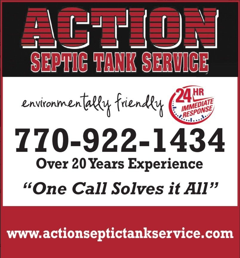 Lanier Tech Cumming Ga for a Traditional Exterior with a Septic Maintenance and Action Septic Tank Service by Action Septic Tank Service