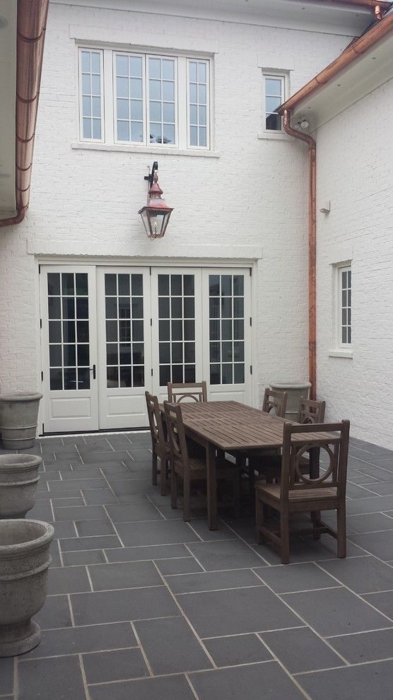 Lantern and Scroll for a Traditional Exterior with a Copper Lanterns and Hanging Lantern, Wall Mounted Lantern, Copper Lantern, Gas Lantern by Lantern & Scroll
