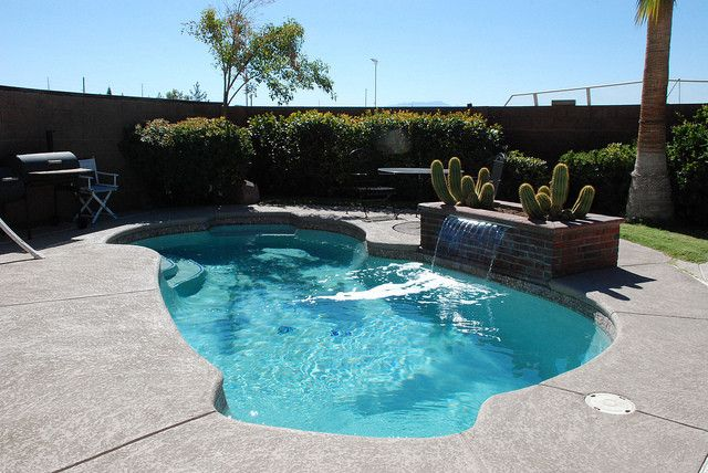 Latham Pool Products for a Modern Spaces with a Pool Spa and Dealer Favorites by Latham Pool Products Inc.