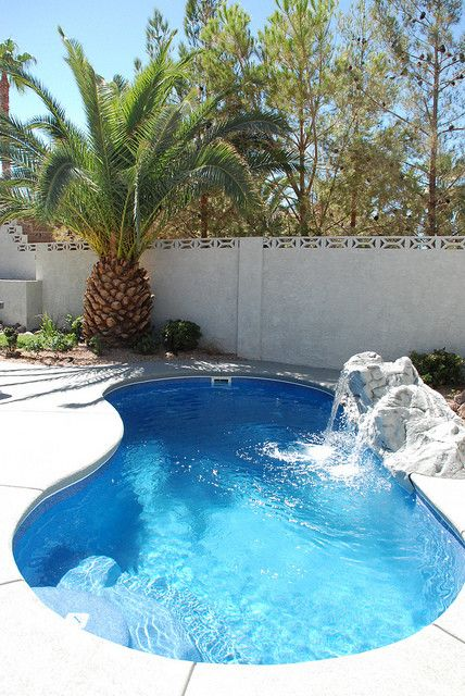 Latham Pool Products for a Modern Spaces with a Swimming Pool and Dealer Favorites by Latham Pool Products Inc.