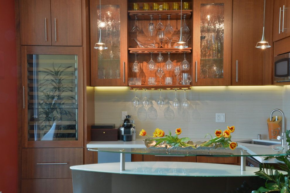 Lawrance Furniture for a Contemporary Home Bar with a Contemporary and Discovery Downtown Condo Lawrance Furniture by Lawrance Furniture