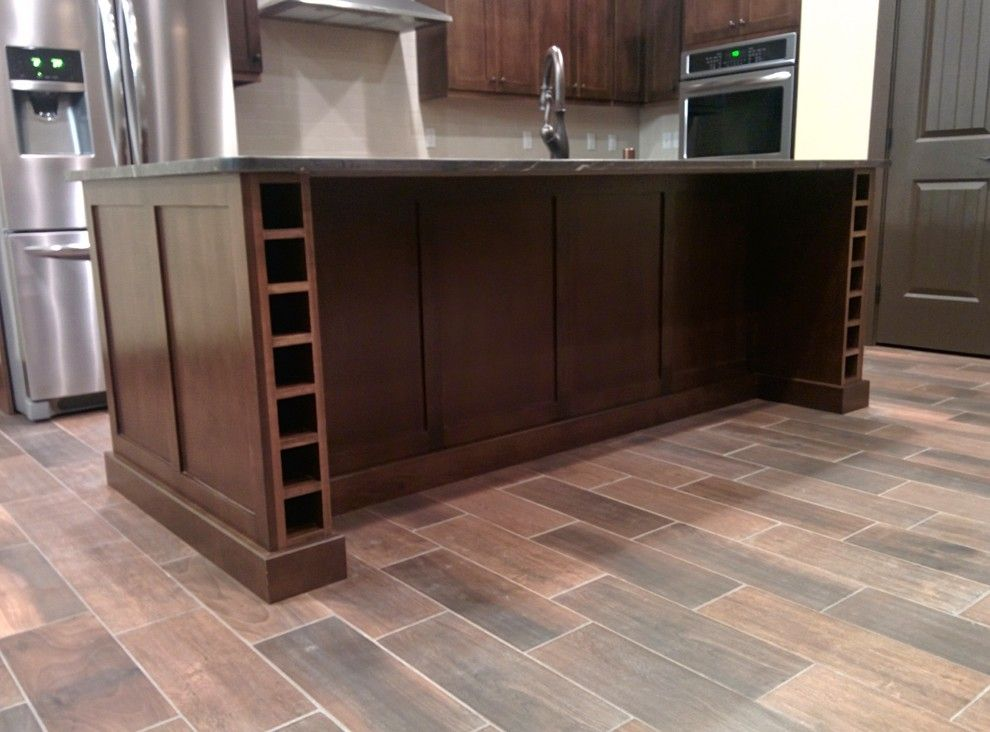 Legacy Cabinets for a Craftsman Kitchen with a Bathroom Cabinets and Private Residence Kennewick, Wa by Legacy Mill & Cabinet Nw Llc