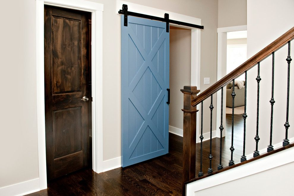 Lemieux Doors for a Modern Spaces with a Brian Parent and Parent Builders Inc, Spring Parade of Homes by Heritage Millwork Inc