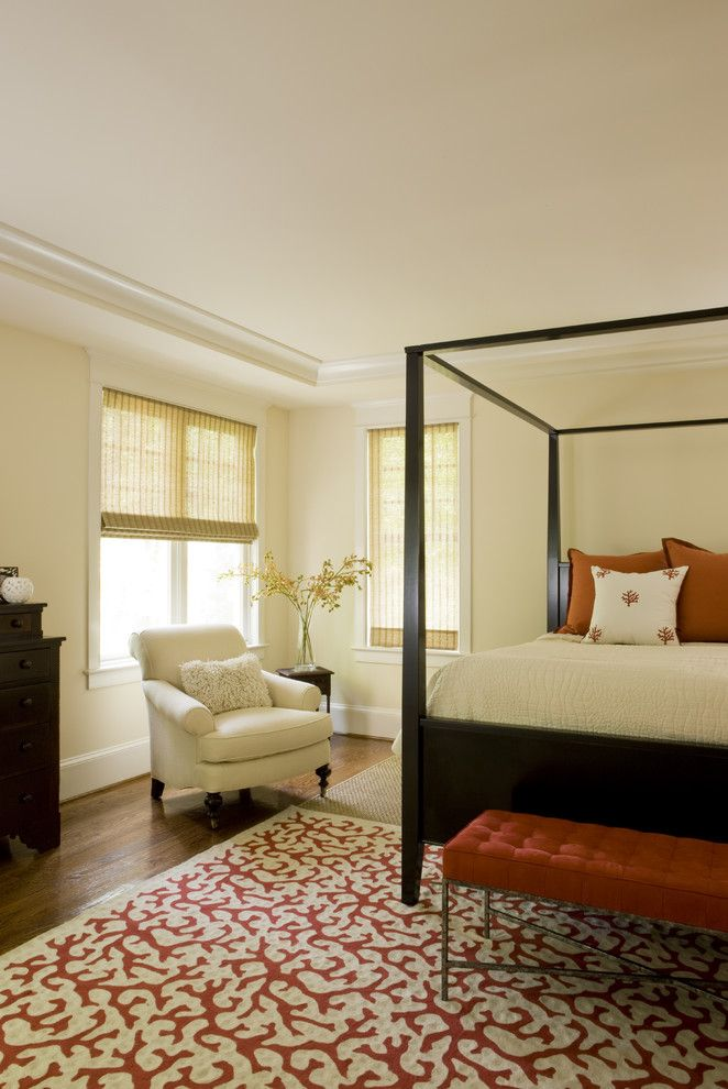 Levin Furniture for a Contemporary Bedroom with a Contemporary and Bethesda by Liz Levin Interiors
