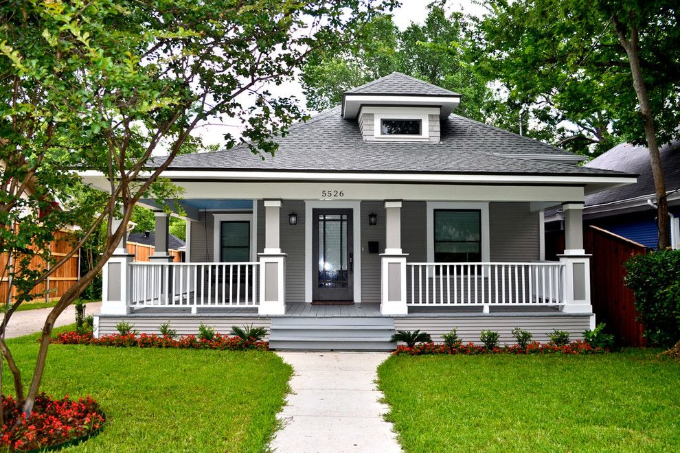 Lgi Homes Reviews for a Traditional Exterior with a Historic and Historic After & Before by Creative Architects