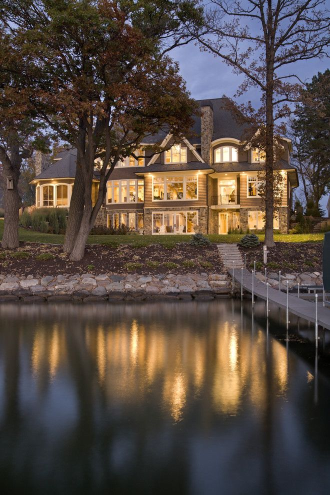 Lgi Homes Reviews for a Traditional Exterior with a Slope and Exterior Photos by Stonewood, Llc