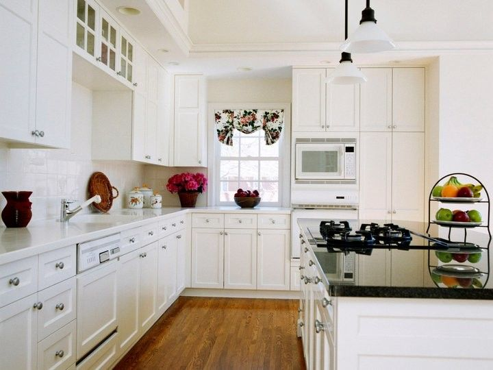 Lily Ann Cabinets for a Traditional Spaces with a White Shaker Kitchen Cabinets and White Shaker Kitchen Cabinets Home Design by Lily Ann Cabinets