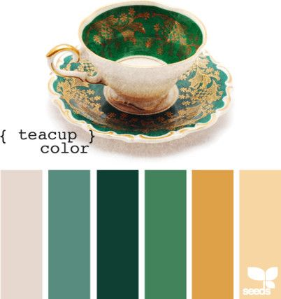 Living Room Color Schemes for a  Spaces with a  and Teacup Color by Design seeds.com