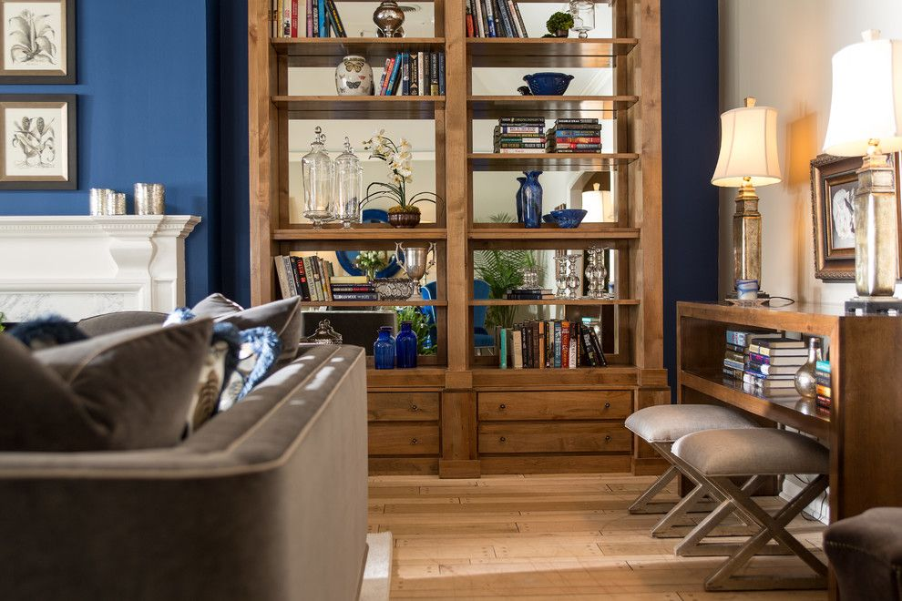 Lorts Furniture for a Transitional Living Room with a 2014 and Lorts Showroom Spring 2014 | Wall Units, Console Table, and Benchs by Lorts Manufacturing