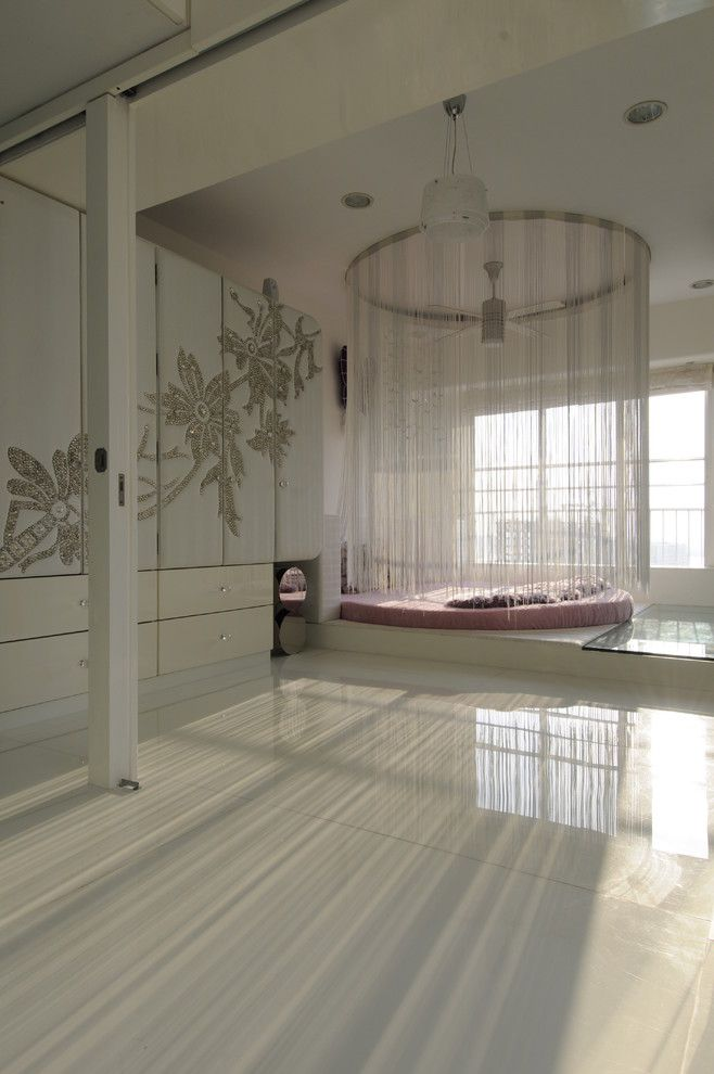 Lotts Furniture for a Contemporary Kids with a Mirror and High End Residential Project at Malad. by Sonali Shah